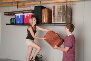 Overhead Garage Storage || America's Shelving Superstore™ || Buy ...